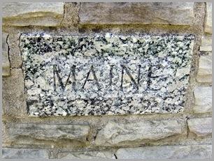 Maine's Stone