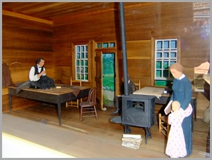 Model of the Tailor Shop
