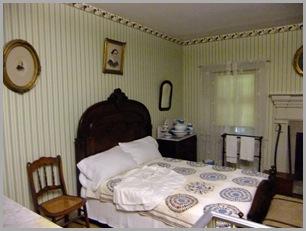 President Johnson's Bedroom