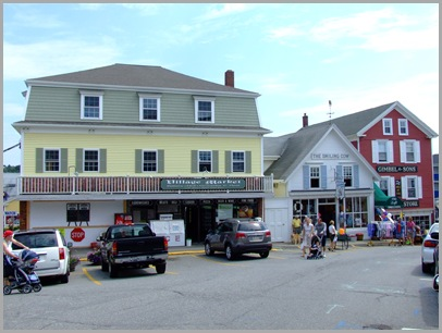 Shops At Boothbay Harbor