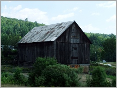 One of Many Barns