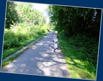 The Burlington Bikeway