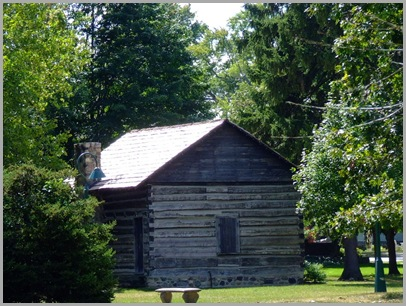 Original Comstock Cabin
