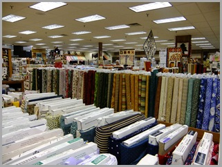 Tons of Fabric