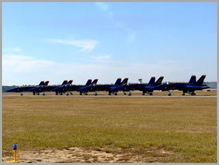 Blue Angels Ready For Departure