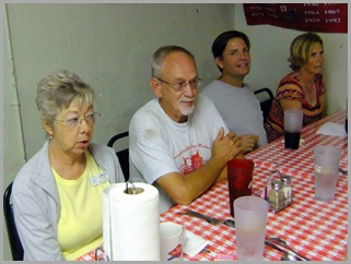 Linda, Norm, John, Sandy