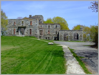 Remains Of The Goddard Mansion