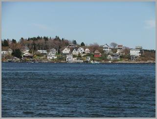 Typical Maine Scene