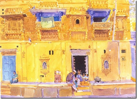 Jaiselmer India  Lucy Willis
