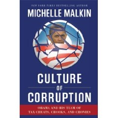 Michelle Malkin's book -culture of corruption