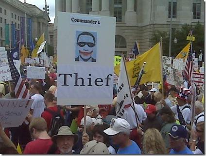 obama thief