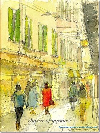 old city_a study