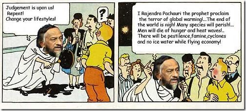 TinTin _The Shooting_Star_Pachauri