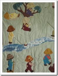Maggie Baby Quilt 2
