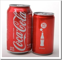 coca mini