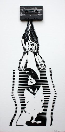 Ghost in the Machine - Extraordinary Artwork by Erika Iris Simmons - Showcase a number of 