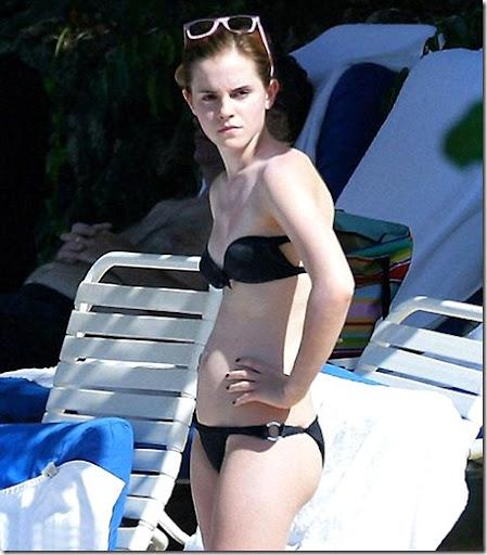 Fotos de emma watson en bikini 25