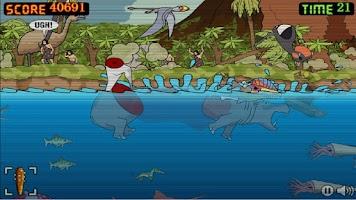 Screenshot of Crazy Shark