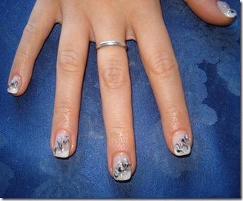 1°refil nail art