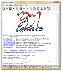 NTEmacs 23.1.95