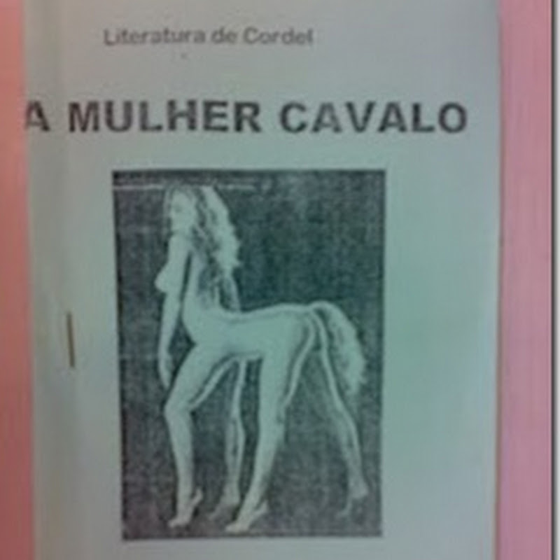 """Aparição de """"Mulher Cavalo"""" aterroriza população de Jaguaruana no CE"""