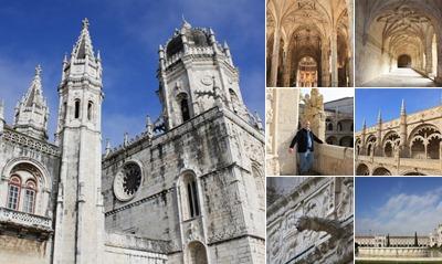 View Mosteiro dos Jerónimos