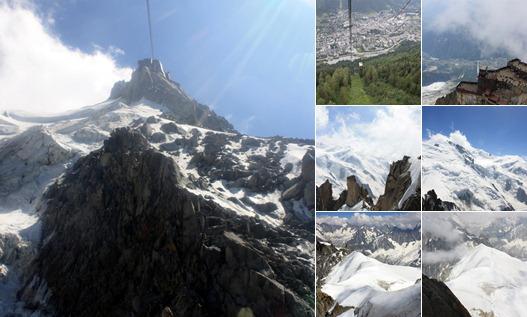 View Vallée blanche