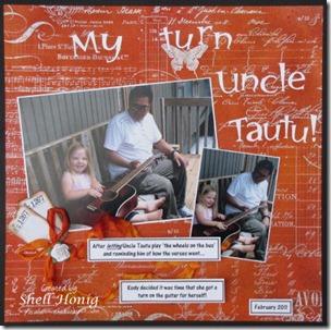 Uncle Tautu blog