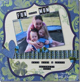 Fun with Mum blog