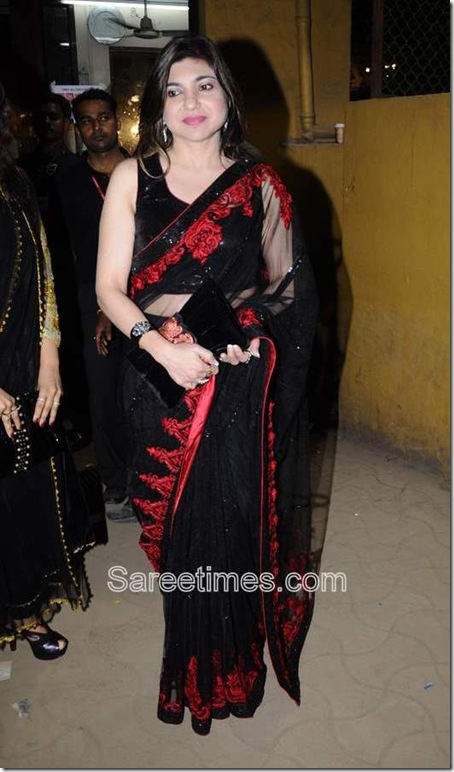 Black_Designer_Saree