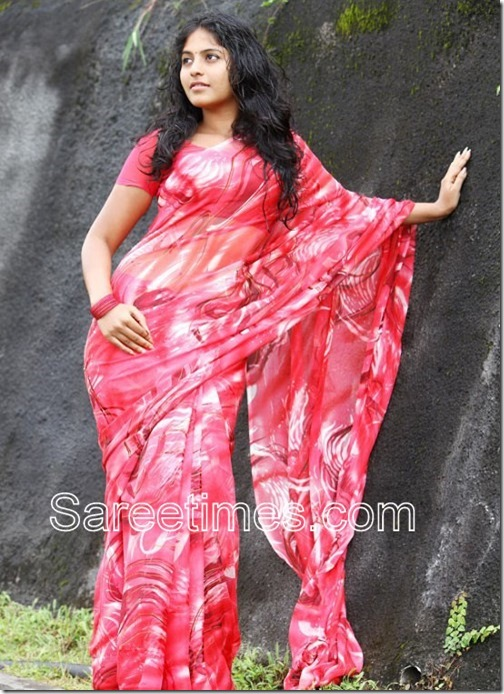 Anjali_Georgette_Saree