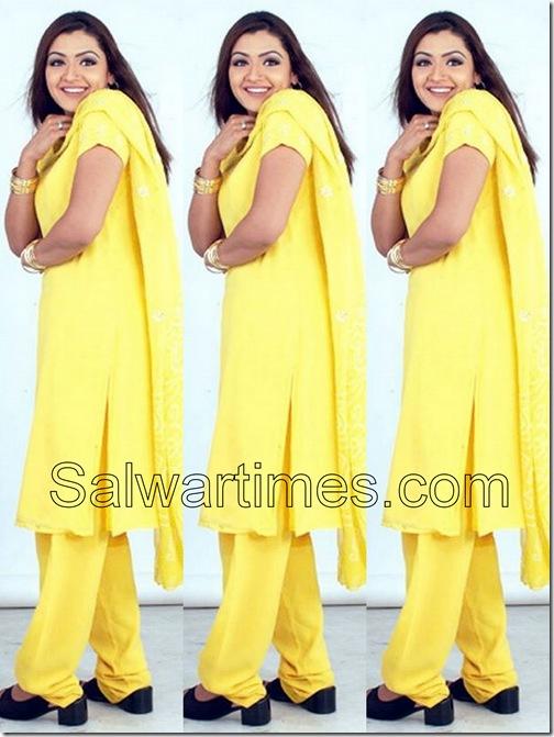 Aarthi_Agarwal_Yellow_Designer_Salwar_Kameez