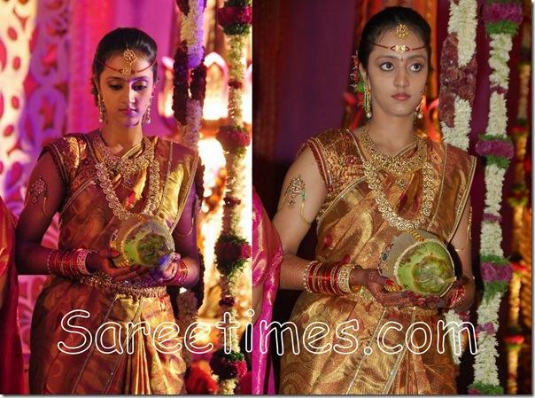 Lakshmi_Pranathi_Gold_Designer_Saree