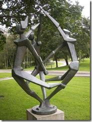 skulptur Hässleholmen