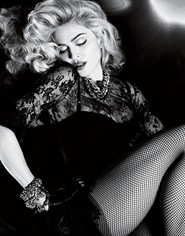 2010 - Madonna by Alas & Piggott for Interview - 12