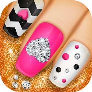 Nail Manicure Games For Girls For PC / Windows 7/8/10 / Mac – Free Download