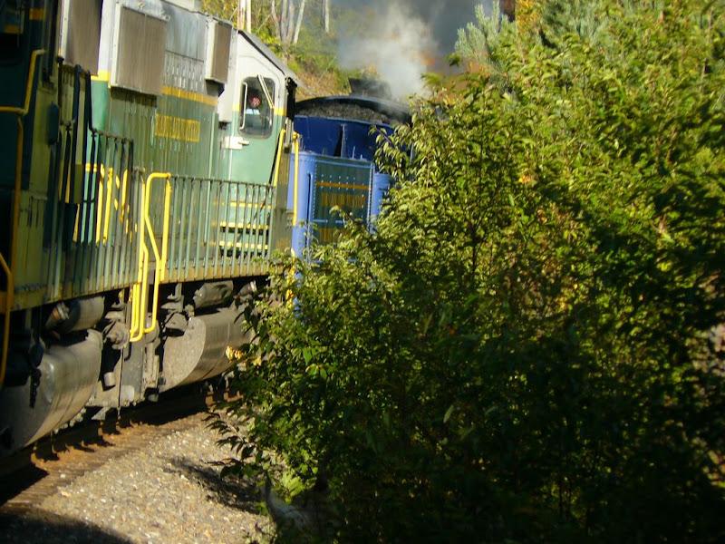 Reading Amp Northern Lehigh Gorge Railway 10 11 08 Jk