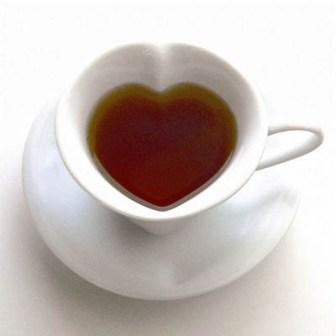 tazas con forma de corazon