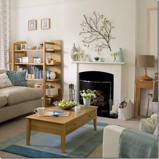 id es d co pour la chemin e. Black Bedroom Furniture Sets. Home Design Ideas