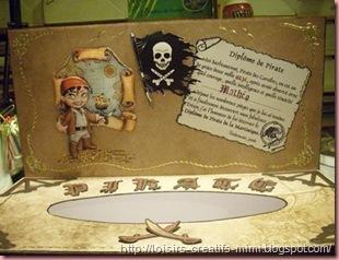 boite à mouchoir pirate 1