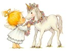 anjo e ponei  moldura