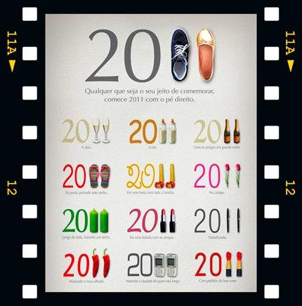 2011 pé direito