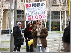 Anti-Israel Protest Week3 101
