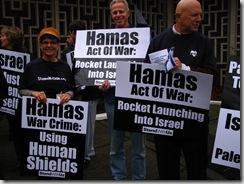 Pro-Israel Rally 026