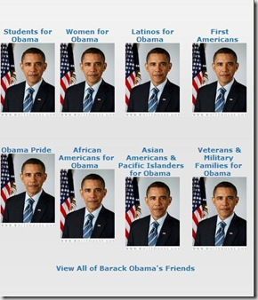 Obama's friends