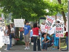 Protest Obama Care 061
