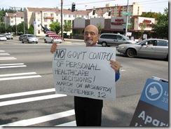 Protest Obama Care 012