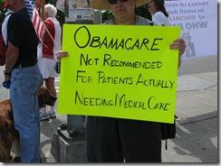 Protest Obama Care 198