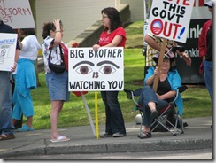 Protest Obama Care 128