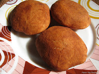 Mangalore Buns or Banana Buns